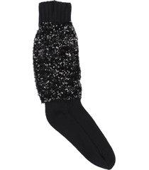 sacai short socks