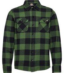 new sacramento shirt skjorta casual grön dickies