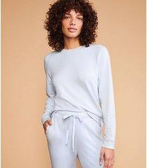 lou & grey lou & grey signaturesoft plush upstate sweatshirt