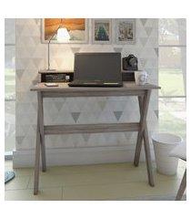 mesa escrivaninha artany itália ii home office grigio