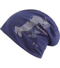 cappellino per berretti da baseball con cappuccio stampato in cotone unisex per uomo. orecchio cappellino caldo per protezione skullies