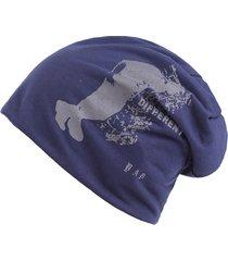 mens cotone unisex cotone stampato cappelli cappelli protezione esterna  dell orecchio cappello caldo skullies eff43e63128e