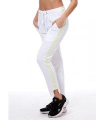 pantalon blanco greece acacia