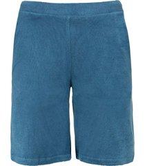 majestic filatures cotton and modal bermuda shorts