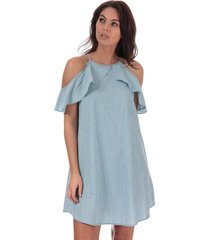 womens sandra chambray dress