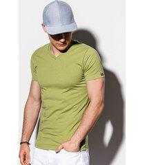 ombre heren t-shirt s1041 olive