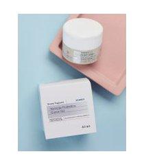 amaro feminino korres creme gel facial nutritivo probiótico greek yoghurt - 40ml, neutra