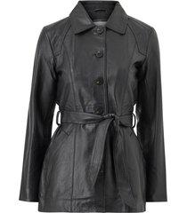 skinnjacka vielfi leather jacket