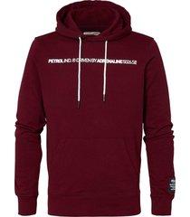 hoodie bordeaux