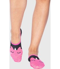 tripack calcetines lady genny invisible multicolor