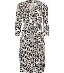 dress knitted fabric dresses bodycon dresses blå gerry weber