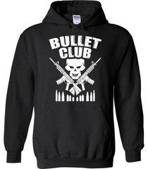 bullet club blend hoodie