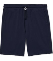 tommy hilfiger adaptive men's comfort pique shorts with with drawcord stopper