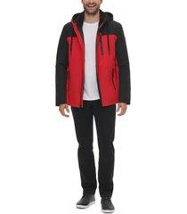 calvin klein men's 3-in-1 systems jacket