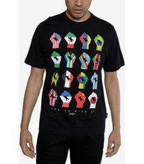 sean john time to rise men's tee