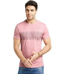 camiseta adulto masculino palo de rosa marketing  personal