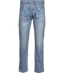 501 93 straight basil castle jeans blå levi´s men