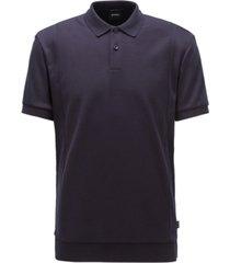 boss men's parlay 63 regular-fit polo shirt