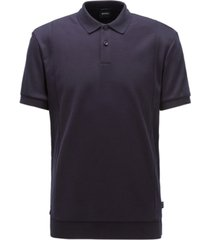 boss men's parlay 63 regular-fit polo shirt