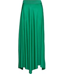 cayenne knälång kjol grön by malene birger