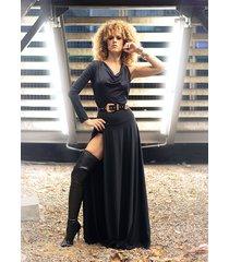 suknia bella black magic