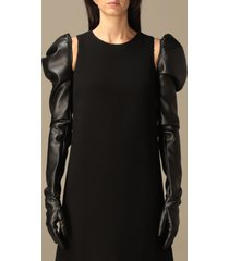 lautre chose gloves lautre chose gloves in synthetic leather