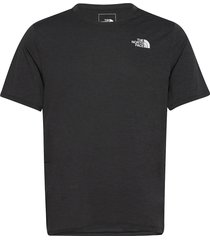 m bridger s/s t-shirts short-sleeved grå the north face