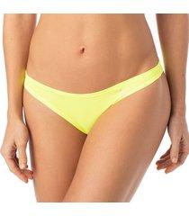 calcinha biquíni amarelo neon active | 524.022