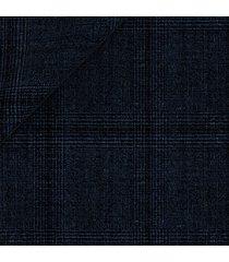 giacca da uomo su misura, reda, reda atto blu 130's principe di galles, primavera estate