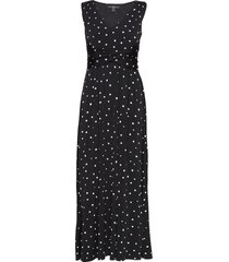 dresses knitted maxi dress galajurk zwart esprit collection