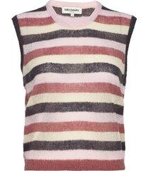boho vest vests knitted vests roze lollys laundry