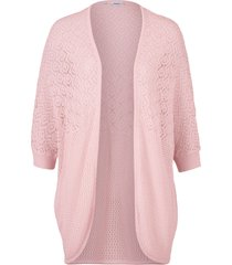 cardigan (rosa) - bpc bonprix collection