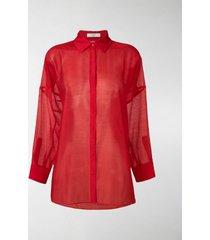 poiret see-through shirt