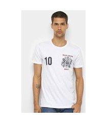 camiseta polo in básica england masculina