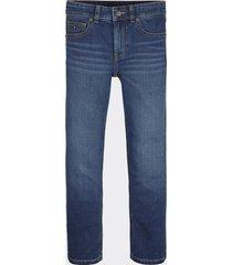 jeans 1985 amplios desteñidos azul tommy hilfiger
