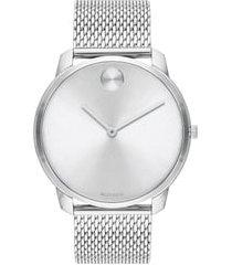 movado bold mesh bracelet watch, 42mm