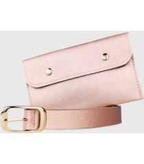 cinturón especial ali rosa carven carven