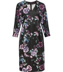 abito fantasia con maniche a kimono (nero) - bodyflirt