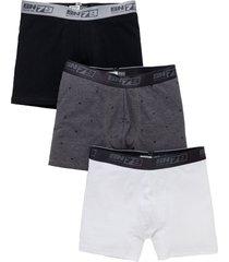 boxer gris  offcorss