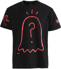 """?"" ghost t-shirt"