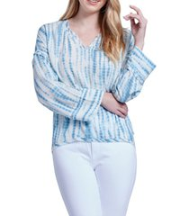 seven7 frayed edge popover top