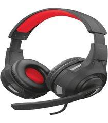 audifono diadema gamer trust gxt 307 ravu 3.5 mm pc,laptop,ps4, xbox one negro