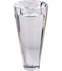 castiçal de cristal vase i para 1 vela
