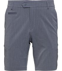 como light pinstripe shorts dressade shorts tailored shorts blå les deux