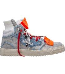 scarpe sneakers alte uomo 3.0 off court