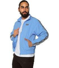 chaqueta azul adidas originals d-r.y.v. wsuit