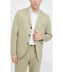selected homme slhslim-fole crockery blz b kavajer & kostymer beige