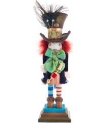kurt adler 18-inch hollywood mad hatter nutcracker