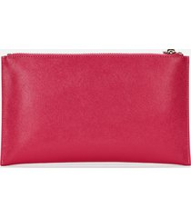 vivienne westwood women's victoria purse with zip - pink