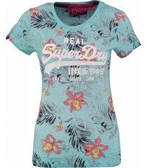 superdry stevig t-shirt valt kleiner